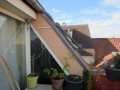 Sonnige Maisonette-Wohnung mit kl. Dachterrasse und 2 Bädern im Herzen von Speyer