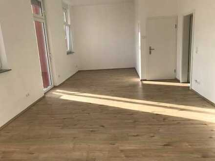 Liebevoll renovierte 3 1/2 Zimmer Wohnung mit Loftcharakter in Sandhausen