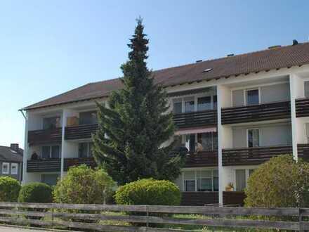 RG Immobilien - Zentrumsnah gelegene 2 Zimmer Wohnung mit Balkon