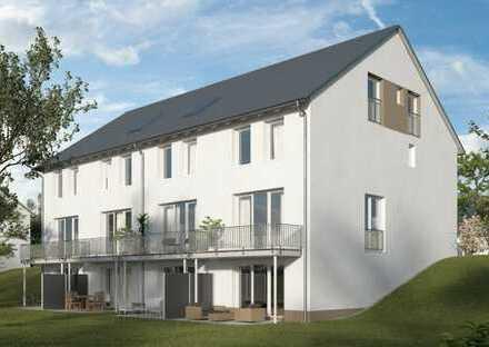 Neubau-Doppelhaushälfte in Weinheim-Hohensachsen / Erbpacht