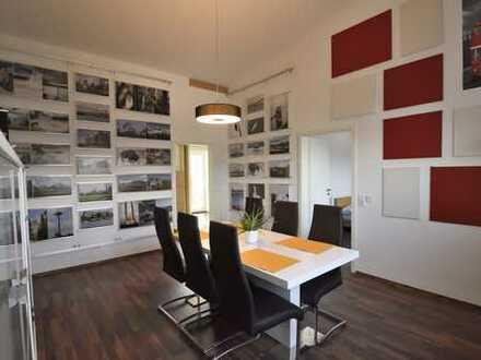 3-Zimmerwohnung mit Loft-Charakter, Balkon und Einbauküche