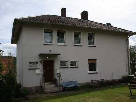 3-Zimmer-Wohnung mit Balkon und Garten in ruhiger Lage von Malsfeld