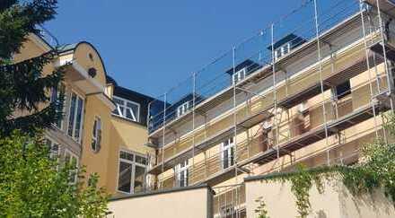 Attraktive 3-Zimmer-Wohnung mit Balkon in Bad Elster