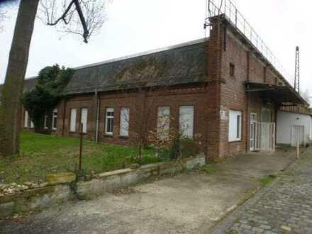 Werkstatt, Lager und Büro in Weißenfels