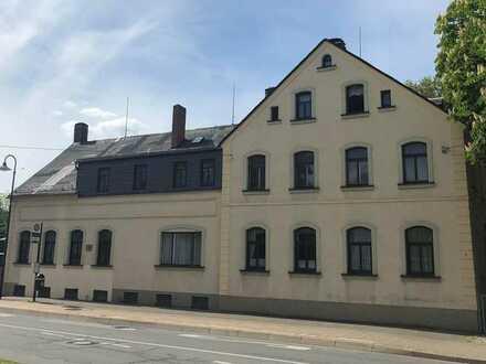 Wohn- und Geschäftshaus am Stadtrand von Chemnitz