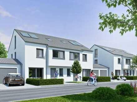 Neubau Doppelhäuser in Diedorf-Vogelsang (Besichtigung jederzeit möglich!)