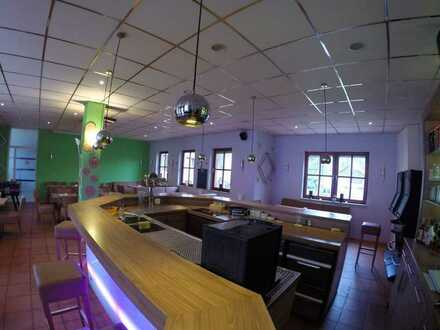 Bar/Bistro mit kompletter Ausstattung