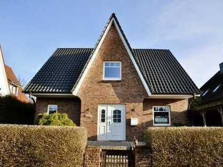 Schönes Einfamilienhaus in Poppenbüttel mit Gartengrundstück und großem Vollkeller!