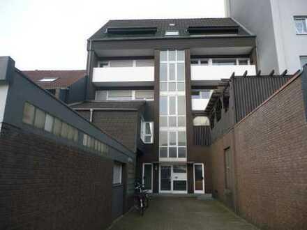2-Zimmer-Wohnung über 2 Etagen in Bocholt zu vermieten (Nahe Aa-See)