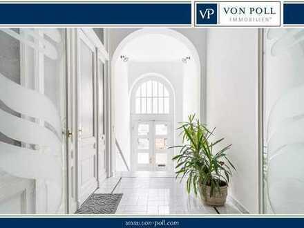 Bielefeld-Mitte: helle und exklusive 4-Zimmer-Maisonette-Wohnung mit Loggia in urbaner Lage!