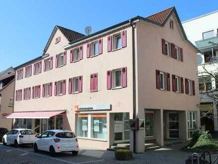 Gut vermietetes Büro in Gaildorf