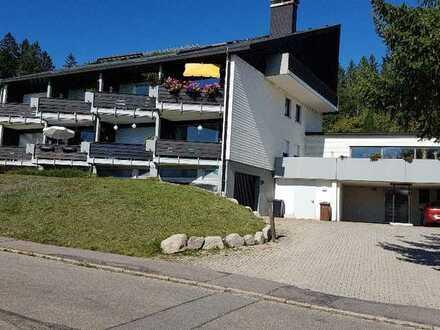 Schöne 2-Zimmer-Maisonette-Wohnung in 78141 Schönwald