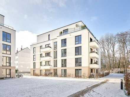 Das passt: 4-Zi-Penthauswohnung, Dachterrasse, komfortabel und innenstadtnah