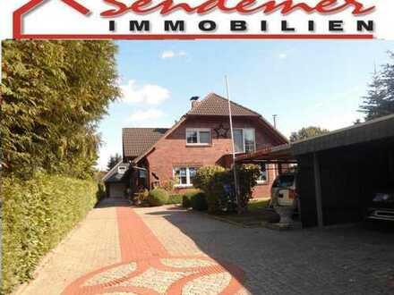 Große, neuwertige Doppelhaushälfte in Wallinghausen