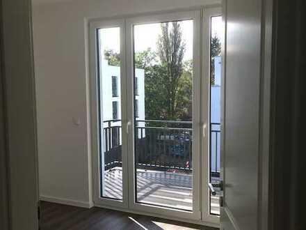 Tolle Wohnung mit zwei Balkonen. Und sehr guter Anbindung an den HVV.