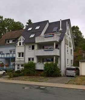 Ansprechende 2,5-Zimmer-Erdgeschosswohnung mit Balkon in Hagen