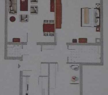 Sonnige, gepflegte 3-Zimmer-Wohnung mit Loggia in Bogenhausen