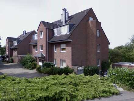 + 90 qm Maisonettewohnung (wird renoviert) in Wuppertal-Cronenberg +