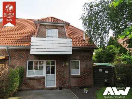 Gepflegte Dachgeschosswohnung im Südpark I in Hage!