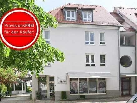 4-Zimmer-Maisonette-Eigentumswohnung im Stadtzentrum - frei und sofort nutzbar -