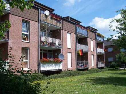 gemütliche 3-Zimmer-Wohnung im Dachgeschoss mit Balkon!