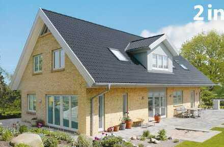 Generationshaus mit 2 Wohnungen auf dem Grundstück in Walheim! Vergrößerung möglich!!