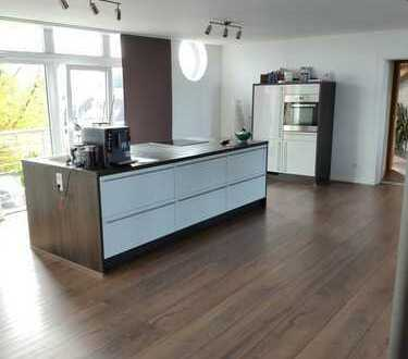 Offene Penthousewohnung in zentraler Lage