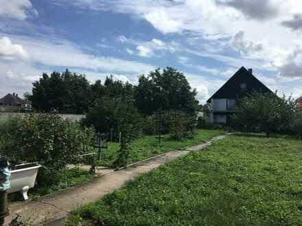 Grundstück mit Wohnhaus in einem Gewerbemischgebiet !