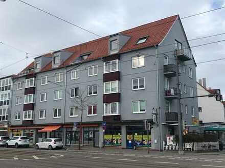 DG Neu-Ausbau, schöne 2 Zi. DG-Wohnung 21 in Hochzoll, Zuganbindung München, gute Verkehrsanbindung