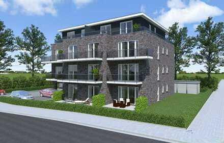 Schöne zwei Zimmer Wohnung in Westerstede mit Blick ins Grüne