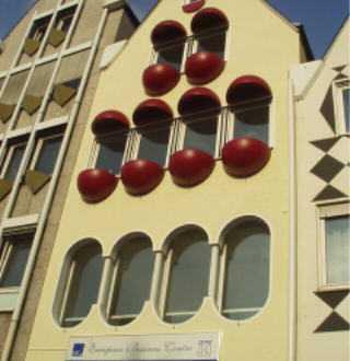 European Business Centre bietet Büro im Zentrum von Bad Godesberg