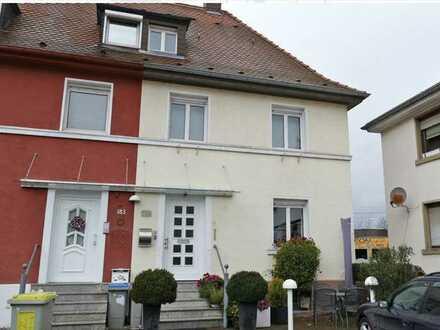Frisch saniertes, schönes Reihenendhaus mit 5 Zimmern und Balkon in Mannheim, Neckarstadt-West