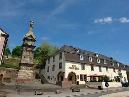 Attraktives Hotel-Restaurant in Top Lage ( Nähe Trier/Luxemburg)