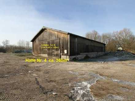TOP-Lagerflächen ab 200m² bis 1.800m² - für Gewerbe & Privat - Verkehrsgünstig - Nähe Bargteheide
