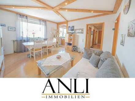 4 Zimmer Maisonette Wohnung in Vöhringen mit Garage und Stellplatz