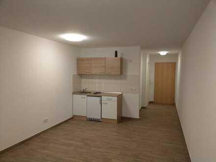 1-Zimmer-Erdgeschosswohnung mit Einbauküche in Germersheim