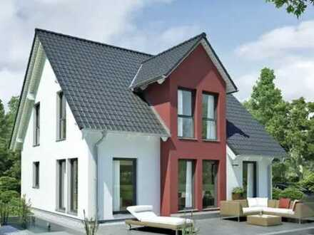 Neubau eines Einfamilienhauses oder Doppelhaushälfte mit Garage