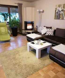 Gepflegte 4-Zimmer-Wohnung mit Balkon und Einbauküche in Meckesheim