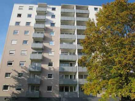 Freundliche, gepflegte 2-Zimmer-Hochparterre-Wohnung zum Kauf in Lahr/Schwarzwald