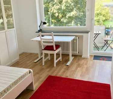 Uninähe / Erstbezug! Voll ausgestattete 2-Zimmer-WG-Wohnung