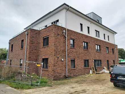 Erstbezug: freundliche 2-Zimmer-EG-Wohnung mit EBK und Terasse in Wildeshausen