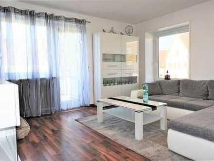 Willkommen Zuhause! Top gepflegte und gut aufgeteilte 2 Zimmer Wohnung mit Balkon!