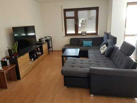 Ansprechende 2-Zimmer-Wohnung mit Balkon und EBK in Bamberg