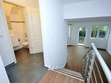 ~~Helle, modern ausgestattet 2-Zimmer-Wohnung mit einem nicht alltäglichen Grundriss~~