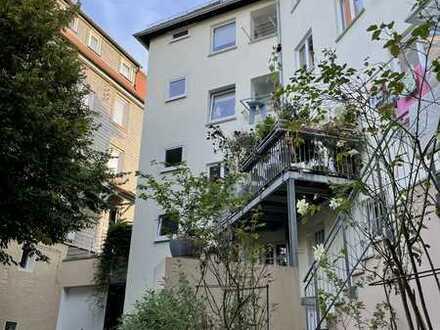 Gemütliche 3-Zimmer-Wohnung mit Balkon und Garage