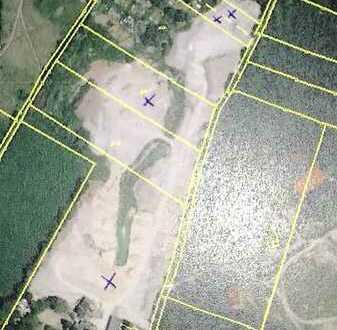 Lagerfläche auf ehemaligen Kieswerk 2000 qm