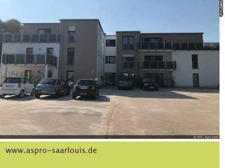 Saarlouis! Neubau-Penthousewohnung mit gr. Dachterrasse! 3 ZKB!
