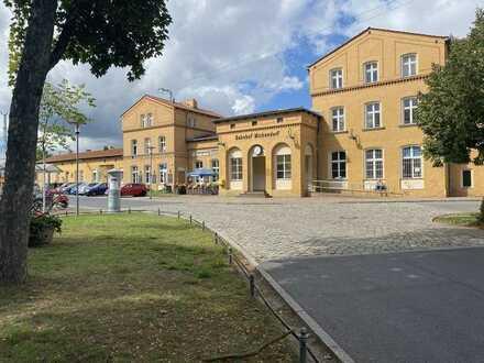 Liebevoll ausgebaute Büroflächen am Bahnhof Michendorf - 1.OG rechts