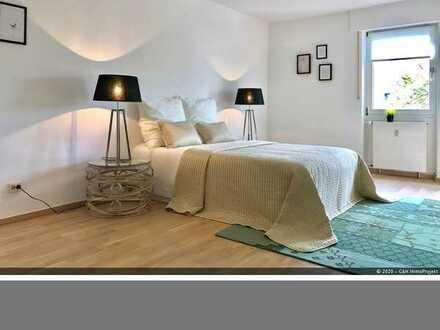 Praktisch geschnittene 3-Zimmer Wohnung in Sankt Georg