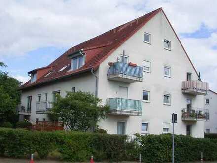 1-Zim. Appartement mit Balkon + Einbauküche